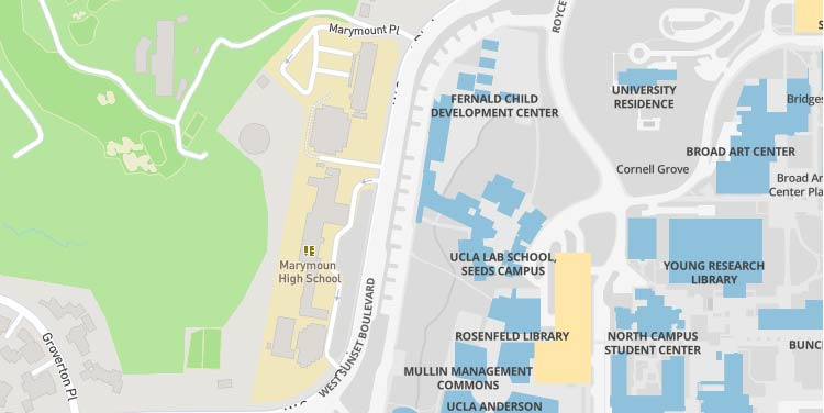 Map of Seeds Elementary