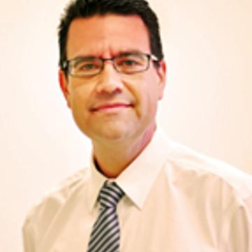 Portrait of Adrian Martinez