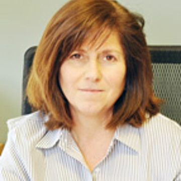 Portrait of Nancy Holt